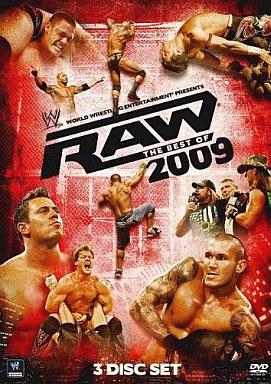 【中古】その他DVD WWE RAW ベスト・オブ・2009