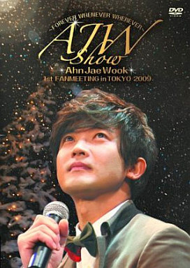 【中古】その他DVD アン・ジェウク / AJW SHOW ファーストミーティング