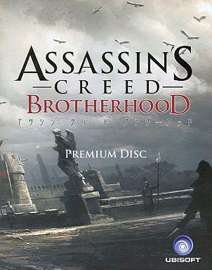 【中古】その他DVD ASSASSINS -CREED- BROTHERHOOD PREMIUM DISC(初回購入特典DVD)