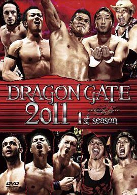 【中古】その他DVD DRAGON GATE 2011 1stシーズン