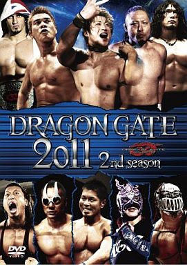 【中古】その他DVD DRAGON GATE 2011 2nd season