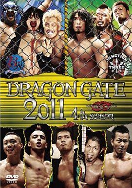 【中古】その他DVD DRAGON GATE 2011 4th season
