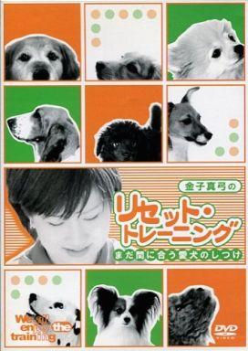 【中古】その他DVD 金子真弓のリセット・トレーニング まだ間に合う愛犬のしつけ