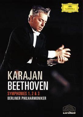 "Beethoven: Symphony No. 1, No. 2, No. 3 ""Hero"" [Limited Time]"