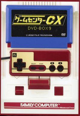 【中古】その他DVD ゲームセンターCX DVD-BOX 9 [初回版]