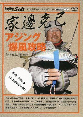 【中古】その他DVD Angling Salt 2012年3月号特別付録DVD 家邊克己 アジング爆風攻略