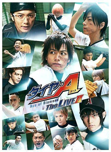 【中古】その他DVD ダイヤのA The LIVE II [初回限定版]