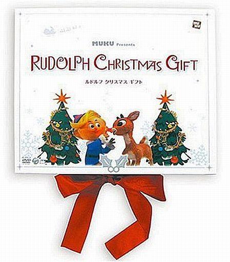 【中古】その他DVD 不備有)MUKU Presents ルドルフ・クリスマス・ギフト(状態:複数不備有り)