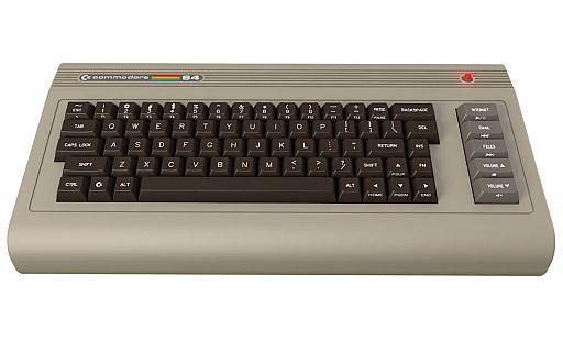 【中古】コモドール64ハード Commodore 64x(コモドール64X) [復刻/PC自作キット](状態:説明書・CD-ROM欠品)