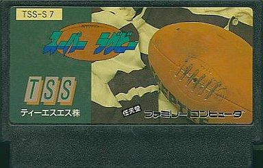 【中古】ファミコンソフト スーパーラグビー