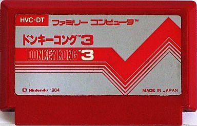 【中古】ファミコンソフト ドンキーコング3