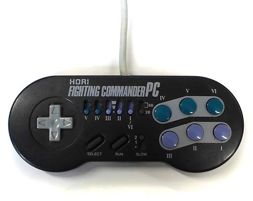 【中古】PCエンジンハード ファイティング コマンダーPC(HPJ-7)