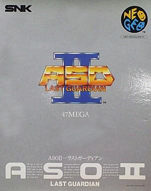 ASO 2 ラストガーディアン(ROMカセット)
