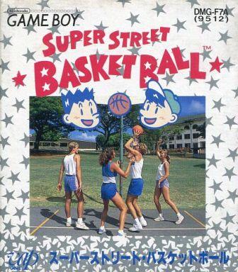 【中古】GBソフト スーパーストリートバスケットボール