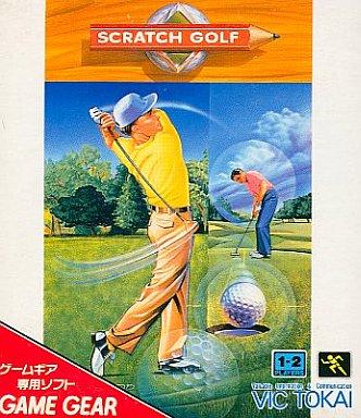 【中古】ゲームギアソフト スクラッチゴルフ