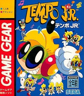 【中古】ゲームギアソフト TENPO Jr.