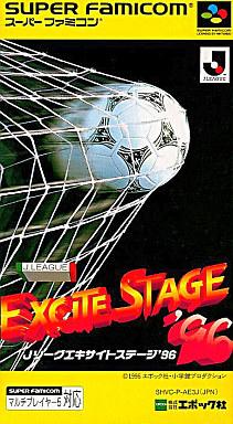 【中古】スーパーファミコンソフト Jリーグエキサイトステージ'96 (SPG)