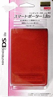 【中古】ニンテンドーDSハード ニンテンドーDS Lite専用 スマートポーター Lite ライトブラウン
