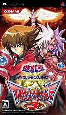 【中古】PSPソフト 遊戯王デュエルモンスターズGX タッグフォース 3