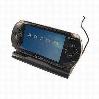 【中古】PSPハード マルチスタンド男爵 for PSP