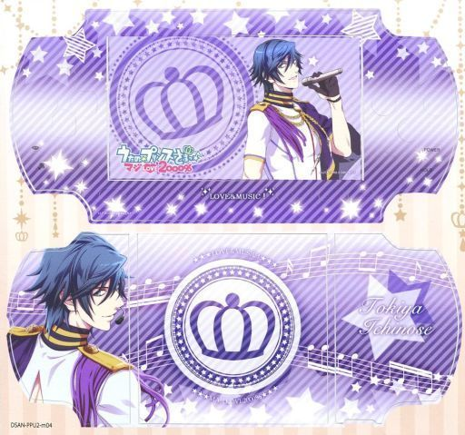 "DEZASKIN for PSP - 3000 ""Uta no ☆ FLORENCE B. PRINCE sama ♪ Maji Love 2000% / Ichinose Tokiya"""