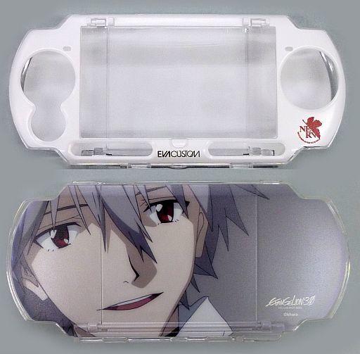 【中古】PSPハード エヴァンゲリオン CUSTOM PSPケース 渚カヲル 02(PSP2000/3000用)