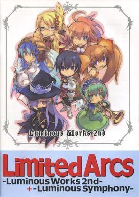 【中古】アニメムック Luminous Works 2nd (CD付き)