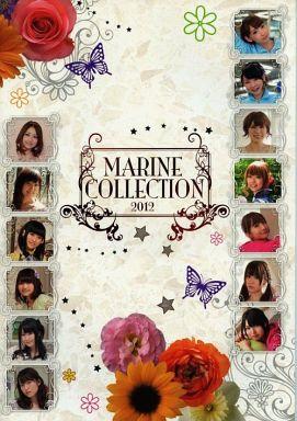 【中古】アニメムック パンフレット MARINE COLLECTION 2012