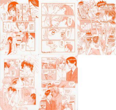 【中古】アニメムック 2007 GUSHスプリングフェア「プラ製ミニ複製原画」応募者全員サービスA