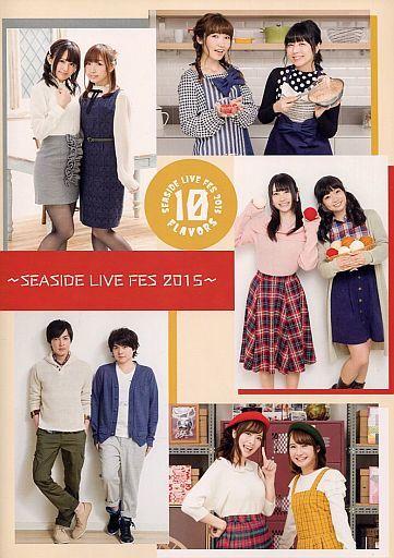 パンフレット SEASIDE LIVE FES 2015(DVD付)