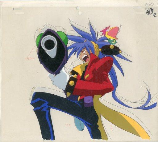 セル画 VS騎士ラムネ&40炎/ ダ・サイダー A15