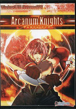 【中古】同人GAME CDソフト Arcanum Knights / 偽英国紳士団