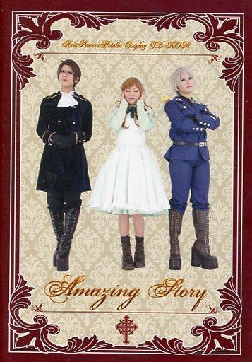 【中古】同人写真集 CDソフト Amazing Story / ANGEL DUST