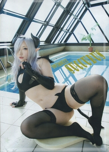 Swimsuit Succubus / Shooting Star's