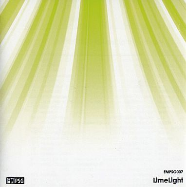 【中古】同人音楽CDソフト FMPSG007 LimeLight / Circle FMPSG