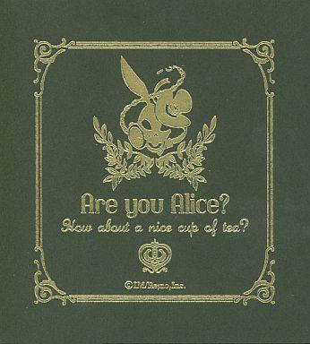 【中古】同人ドラマCDソフト Are you Alice? -How about a nice cup of tea?-[ティーバッグ無し] / IM