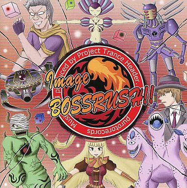【中古】同人音楽CDソフト Purotorecords image BOSS RUSH!! / Project Trance Header