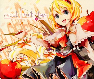 sweet fruits tea / Studio*izumi