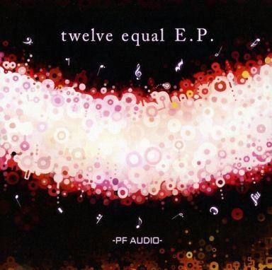 【中古】同人音楽CDソフト twelve equal E.P. / PF AUDIO