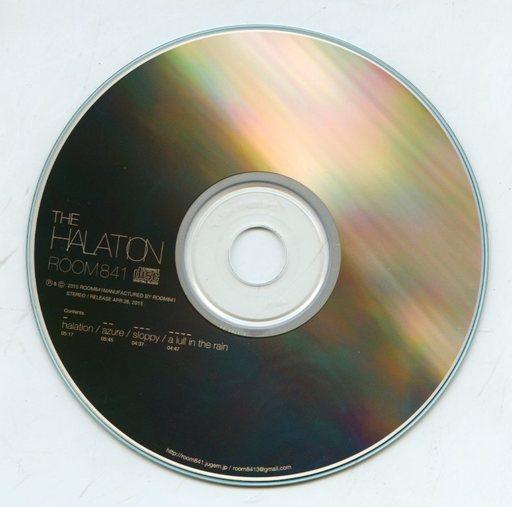 【中古】同人音楽CDソフト THE HALATION / ROOM841