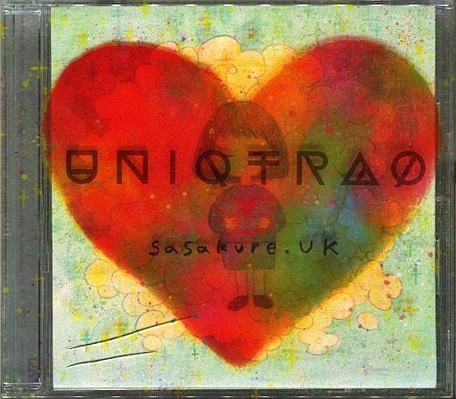 UNIQTRAP / ササクレイション