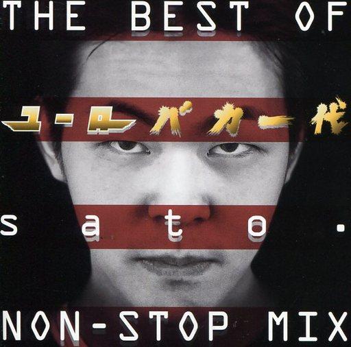 THE BEST OF ユーロバカ一代 sato. NON-STOP MIX / Eurobeat Union