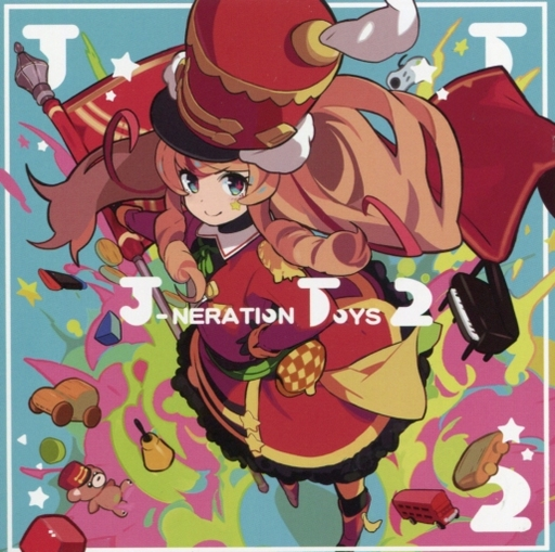 J-NERATION TOYS 2 / J-NERATION