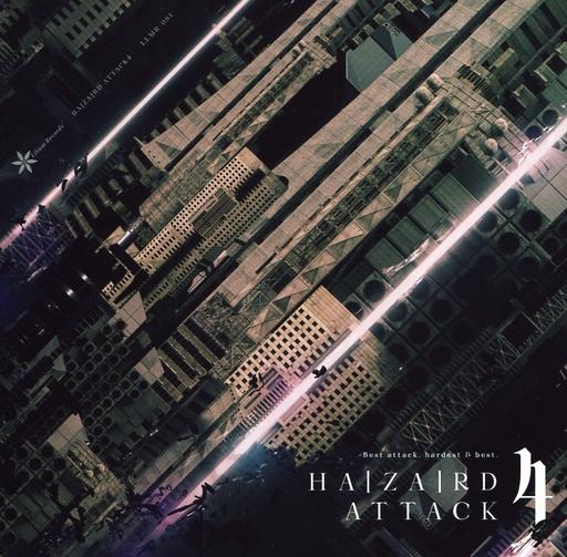 HA[ZA]RD ATTACK 4 / Lilium Records