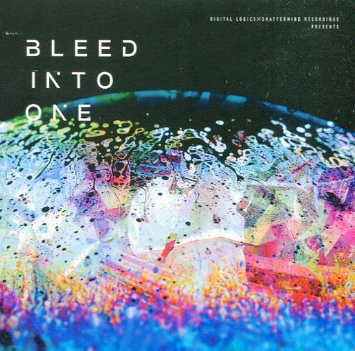 BLEED INTO ONE / Digital Logics×Shattermind Recordings