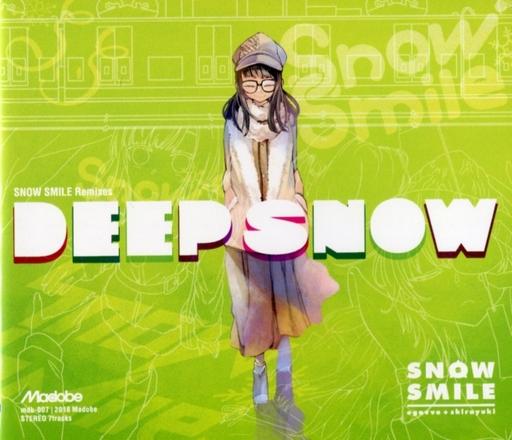 SNOW SMILE Remixes DEEP SNOW / Madobe