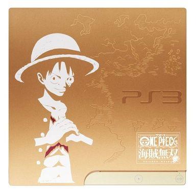 PlayStation3 ワンピース 海賊無双 GOLD EDITION (本体単品/付属品無) (箱説なし)