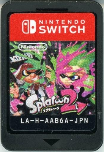 Splatoon2 (箱説なし)