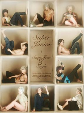 【中古】輸入洋楽CD SUPER JUNIOR / Sexy.Free&Single(Type-B)[韓国盤]