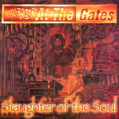 At The Gates / slaughter of the soul (2002 Reissue) [Import Disc]